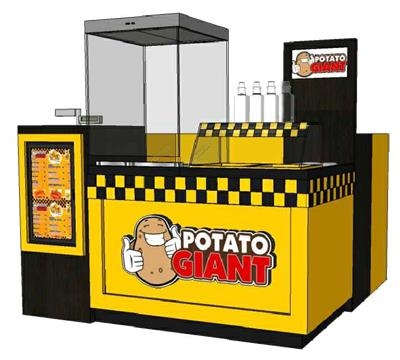 How To Apply for Potato Giant Franchise - Guide for Noob